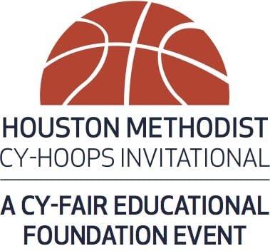Houston Methodist Cy-Hoops Invitational Logo