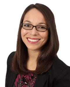 Scholarship Recipient Jessica Claros