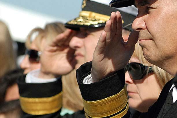 salute heros